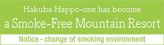 a Smoke-Free Mountain Resort